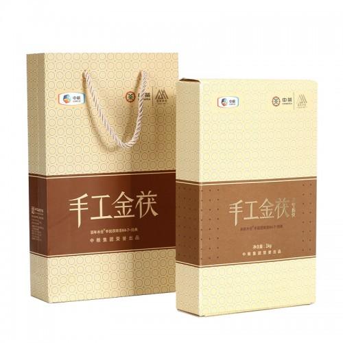"""Чжун Ча """"Золото ручной работы"""" Хей Ча (Черный Чай) 1кг"""