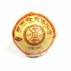 Лао Цан Шу Пуэр Туоча (100г)